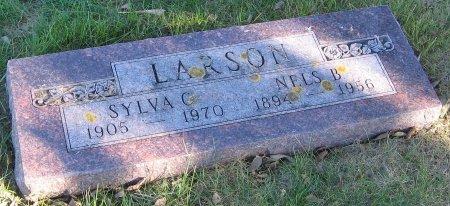MAIN LARSON, SYLVIA CLEO - Calhoun County, Iowa | SYLVIA CLEO MAIN LARSON