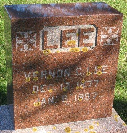 LEE, VERNON C. - Calhoun County, Iowa | VERNON C. LEE
