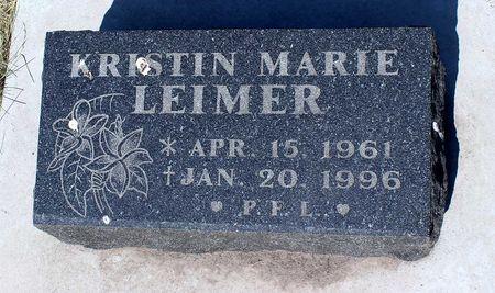 LEIMER, KRISTIN MARIE - Calhoun County, Iowa | KRISTIN MARIE LEIMER