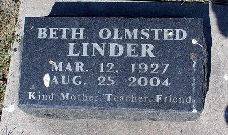 OLMSTEAD LINDER, BETH - Calhoun County, Iowa | BETH OLMSTEAD LINDER