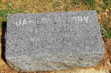 LORY, JAMES A - Calhoun County, Iowa | JAMES A LORY