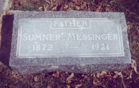 MESSINGER, SUMNER - Calhoun County, Iowa | SUMNER MESSINGER