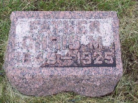 MEYER, CHRIS M - Calhoun County, Iowa | CHRIS M MEYER
