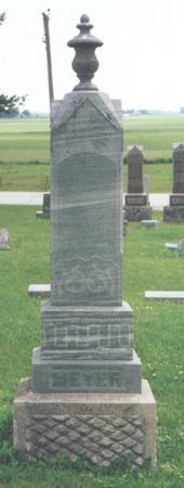 MEYER, FAMILY STONE - Calhoun County, Iowa | FAMILY STONE MEYER