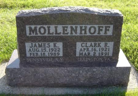 MOLLENHOFF, JAMES K. - Calhoun County, Iowa | JAMES K. MOLLENHOFF