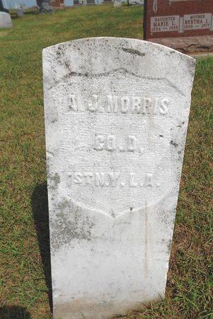 MORRIS, A.J. - Calhoun County, Iowa | A.J. MORRIS