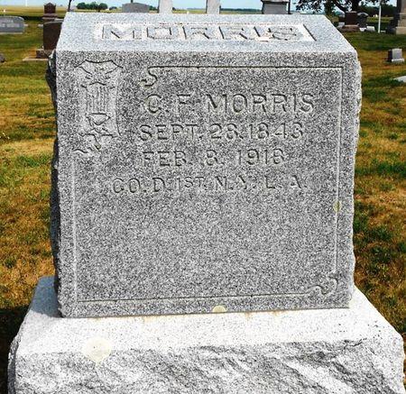 MORRIS, CHARLES F - Calhoun County, Iowa | CHARLES F MORRIS