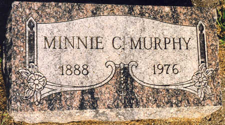 MURPHY, MINNIE C. - Calhoun County, Iowa | MINNIE C. MURPHY