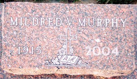 MURPHY, MILDRED VIVIAN - Calhoun County, Iowa | MILDRED VIVIAN MURPHY
