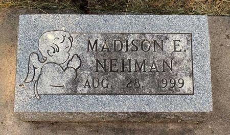 NEHMAN, MADISON E. - Calhoun County, Iowa | MADISON E. NEHMAN