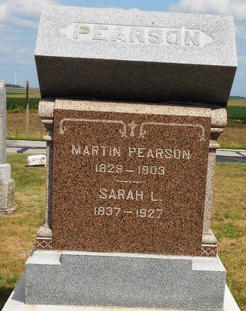 PEARSON, SARAH L - Calhoun County, Iowa | SARAH L PEARSON