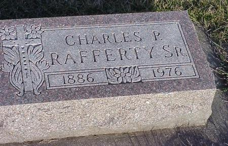 RAFFERTY, CHARLES P., SR. - Calhoun County, Iowa | CHARLES P., SR. RAFFERTY