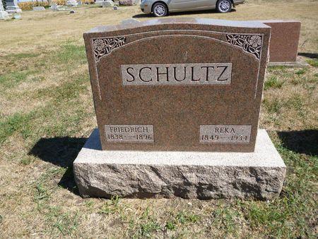 GARLING SCHULTZ, FRIEDERIKA (REKA) - Calhoun County, Iowa | FRIEDERIKA (REKA) GARLING SCHULTZ