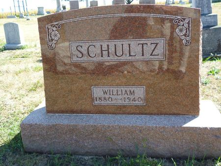 SCHULTZ, WILLIAM - Calhoun County, Iowa | WILLIAM SCHULTZ