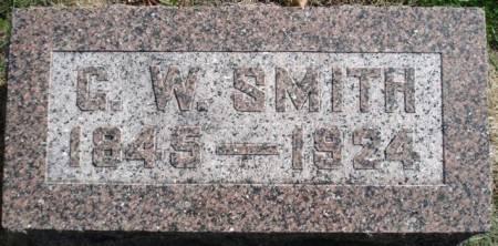 SMITH, GEORGE W. - Calhoun County, Iowa | GEORGE W. SMITH