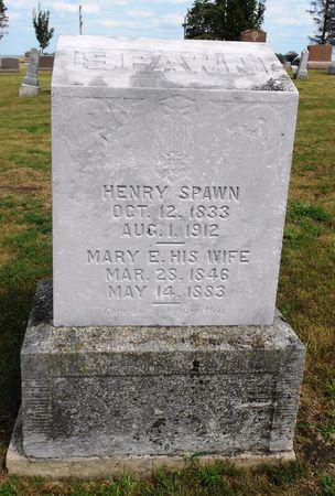 SPAWN, HENRY - Calhoun County, Iowa | HENRY SPAWN