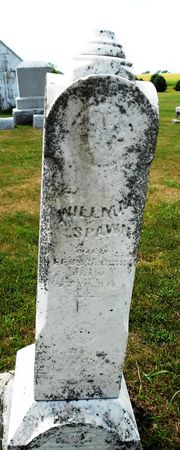 SPAWN, WILLIAM HENRY - Calhoun County, Iowa | WILLIAM HENRY SPAWN