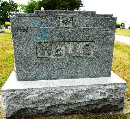 WELLS, FAMILY MEMORIAL - Calhoun County, Iowa   FAMILY MEMORIAL WELLS