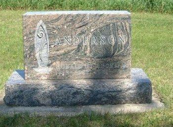 ANDERSON, LEONA M. - Carroll County, Iowa | LEONA M. ANDERSON