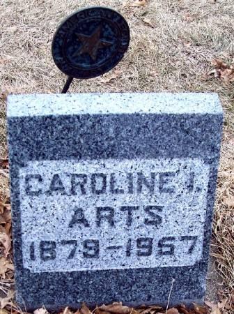 MEYERS ARTS, CAROLINE I - Carroll County, Iowa | CAROLINE I MEYERS ARTS