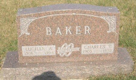 BAKER, CHARLES C. - Carroll County, Iowa   CHARLES C. BAKER
