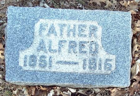 BEDFORD, ALFRED - Carroll County, Iowa | ALFRED BEDFORD