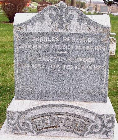 BEDFORD, ELIZABETH - Carroll County, Iowa | ELIZABETH BEDFORD