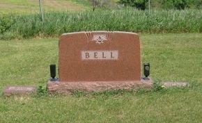 BELL, FAMILY MEMORIAL - Carroll County, Iowa | FAMILY MEMORIAL BELL