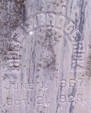 ANTONINI BRODERICK, ROSE C - Carroll County, Iowa | ROSE C ANTONINI BRODERICK