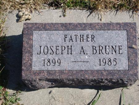 BRUNE, JOSEPH - Carroll County, Iowa | JOSEPH BRUNE
