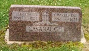 CAVANAUGH, FRANK - Carroll County, Iowa | FRANK CAVANAUGH