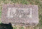 CAVANAUGH, ELIZABETH - Carroll County, Iowa | ELIZABETH CAVANAUGH