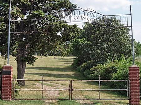 OLD CARROLLTON, CEMETERY - Carroll County, Iowa | CEMETERY OLD CARROLLTON