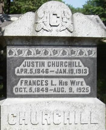 CHURCHILL, FRANCES L. - Carroll County, Iowa | FRANCES L. CHURCHILL