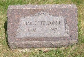 CONNER, CHARLOTTE - Carroll County, Iowa | CHARLOTTE CONNER