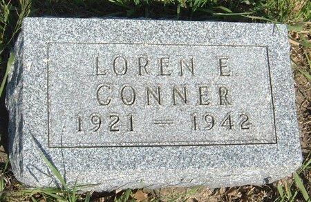 CONNER, LOREN E. - Carroll County, Iowa   LOREN E. CONNER