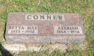 CONNER, RETTA MAY - Carroll County, Iowa | RETTA MAY CONNER