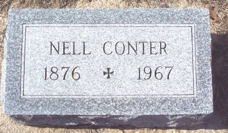CONTER, NELL - Carroll County, Iowa   NELL CONTER