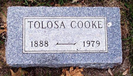 COOKE, TOLOSA - Carroll County, Iowa | TOLOSA COOKE