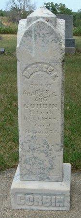 CORBIN, HORACE E. - Carroll County, Iowa | HORACE E. CORBIN