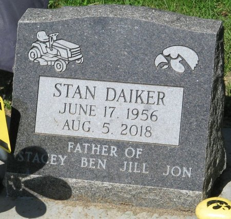 DAIKER, STANLEY P.