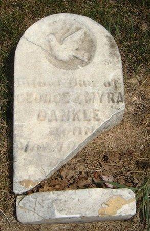 DANKEL, INFANT DAUGHTER - Carroll County, Iowa | INFANT DAUGHTER DANKEL