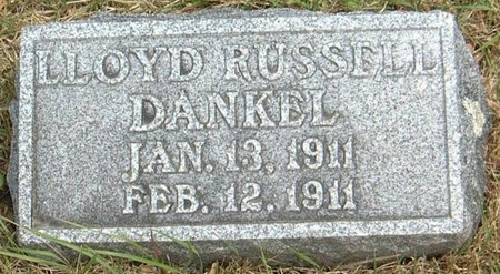 DANKEL, LLOYD RUSSELL - Carroll County, Iowa | LLOYD RUSSELL DANKEL