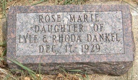 DANKEL, ROSE MARIE - Carroll County, Iowa | ROSE MARIE DANKEL
