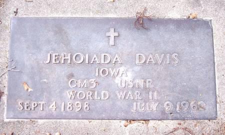 DAVIS, JEHOIADA