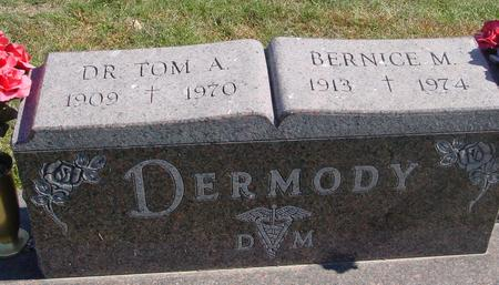 DERMODY, DR. TOM & BERNICE - Carroll County, Iowa | DR. TOM & BERNICE DERMODY