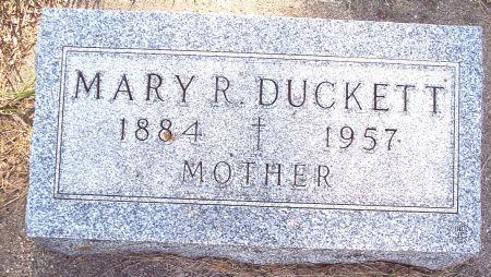 DUCKETT, MARY RITA - Carroll County, Iowa   MARY RITA DUCKETT