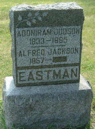 EASTMAN, ADONIRAM - Carroll County, Iowa | ADONIRAM EASTMAN