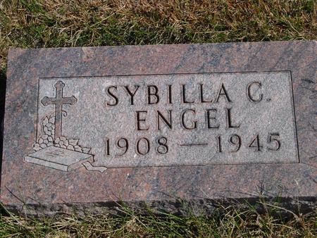 ENGEL, SYBILLA G. - Carroll County, Iowa | SYBILLA G. ENGEL