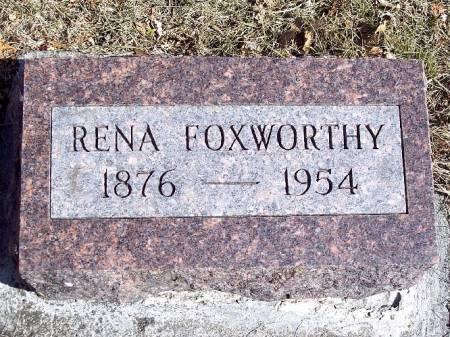 LEHNERTS FOXWORTHY, FREDERICKA KATHERINE - Carroll County, Iowa | FREDERICKA KATHERINE LEHNERTS FOXWORTHY